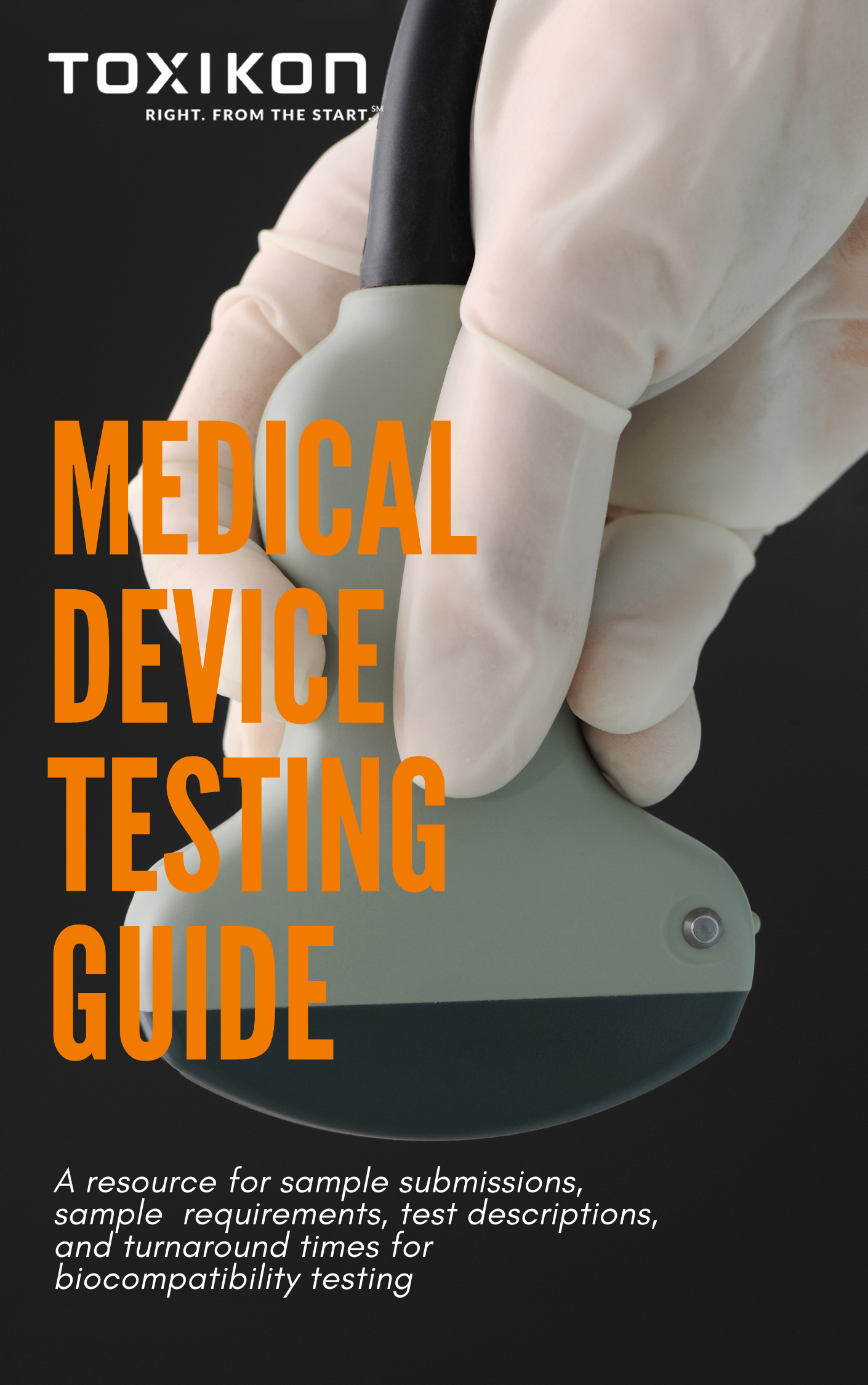 Medical Device Testing Guide22